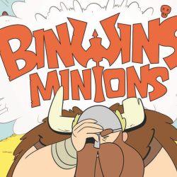 Binwins Minions - Banner