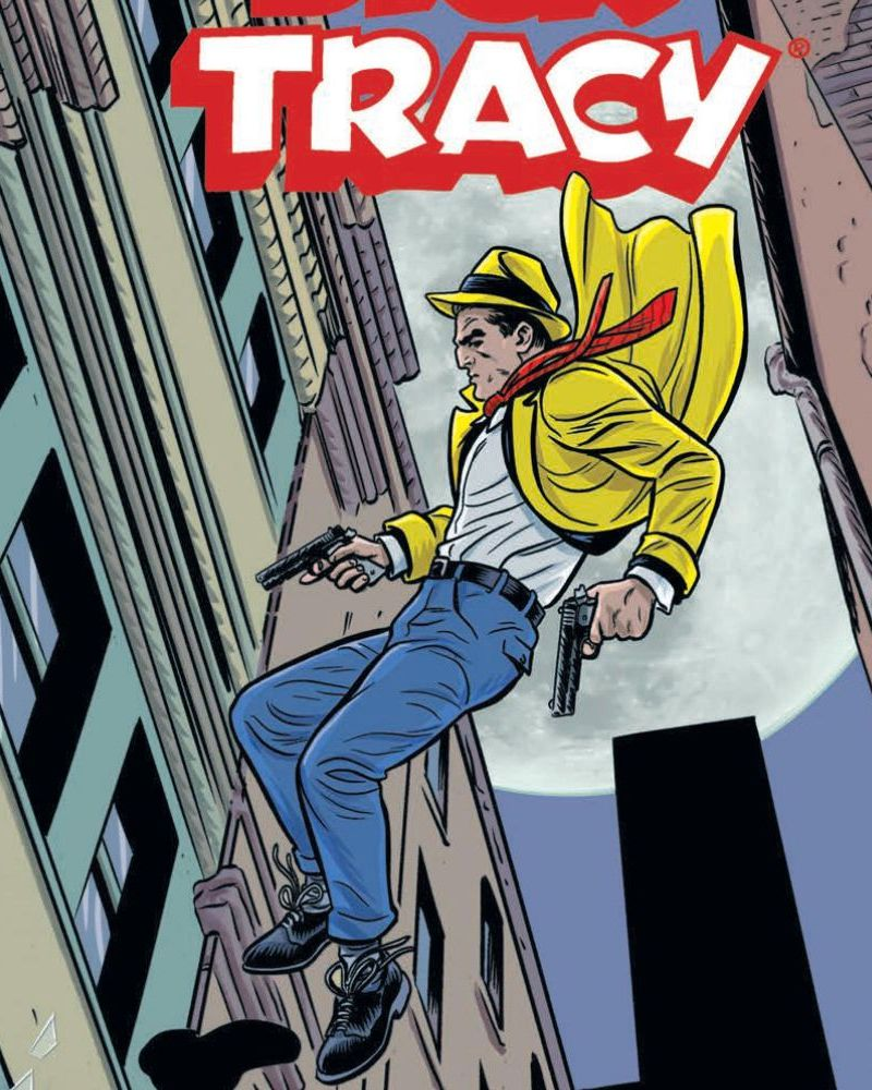 Dick Tracy Dead and Alive 2 Featured