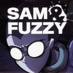 sam and fuzzy banner
