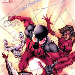 Spider-Force #1 featured