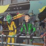 """Five Thoughts On <i>Star Wars: Resistance</i>'s """"The Platform Classic"""""""