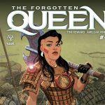 """""""The Forgotten Queen"""" #1"""