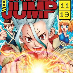 Weekly Shonen Jump November 19, 2018 Featured