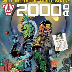 2000 AD Prog 2111 Featured