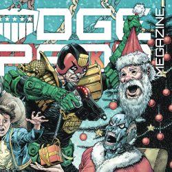 Judge Dredd Megazine 403 Featured