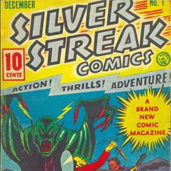 Silver Streak 1 Featured