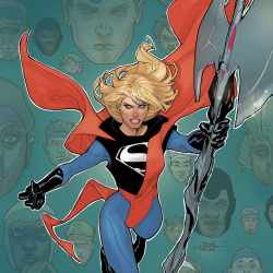 Supergirl #21 Featured