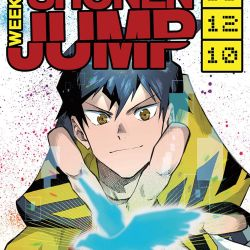 Weekly Shonen Jump December 10, 2018 Featured