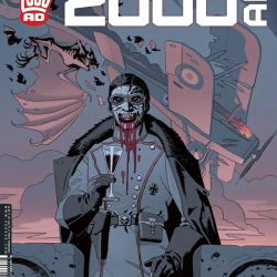2000 AD Prog 2112 Featured