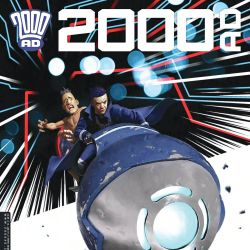2000 AD Prog 2114 Featured