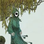 "Exclusive: ""Ghost Tree"" from Curnow and Gane, coming from IDW in April"