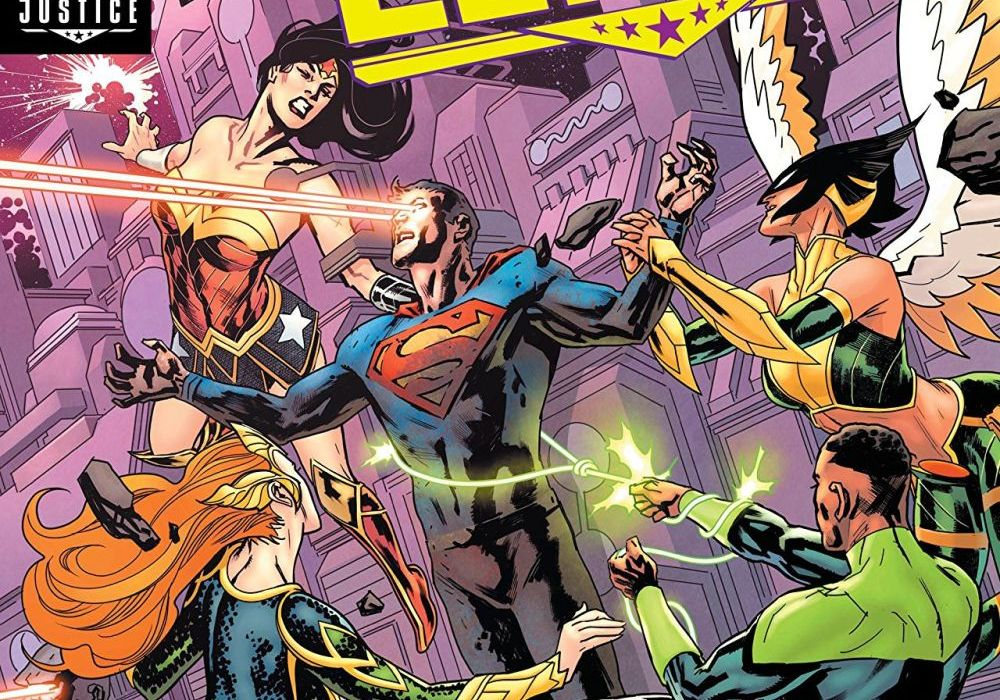 Justice League Annual 1 Featured