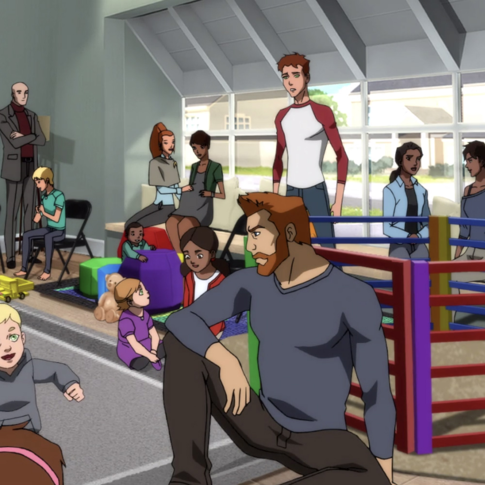 multiversity comics