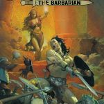 """Conan The Barbarian"" #1"