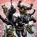 "DC and IDW Announce ""Batman/Teenage Mutant Ninja Turtles III"""