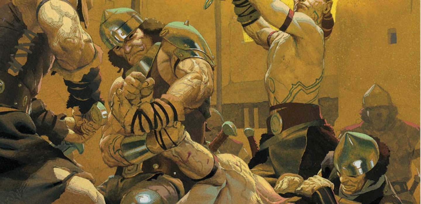 Conan the Barbarian #3 Featured