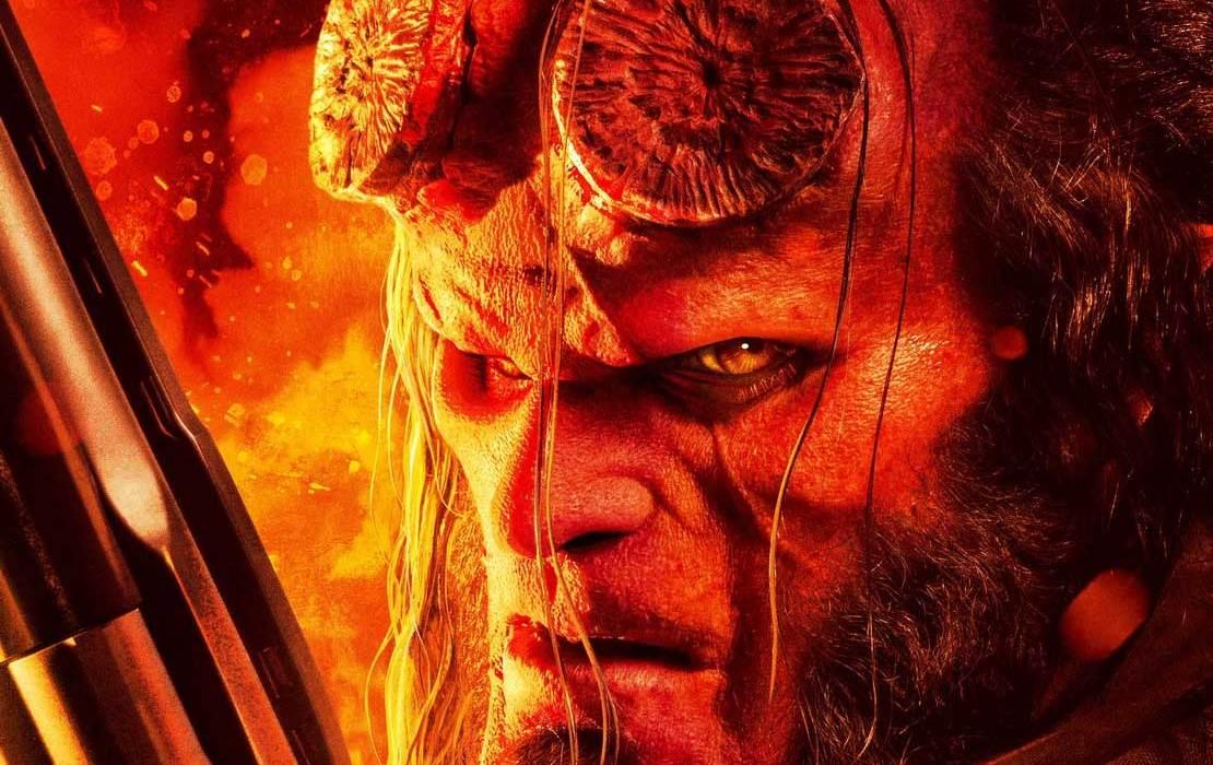 Feature: Hellboy (David Harbour, live action)