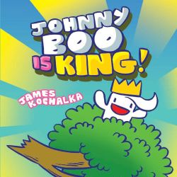 Johnny Boo is King Featured