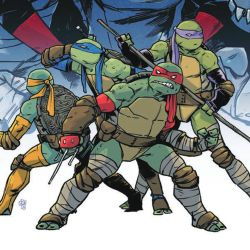 TMNT 91 Featured