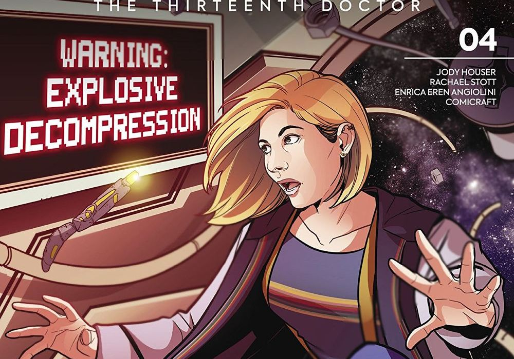 Doctor Who: The Thirteenth Doctor 4 Featured