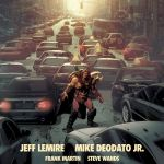 "Mike Deodato Unleashes On ""Berserker Unbound"""