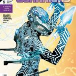 """Exclusive Preview: """"Electric Warriors"""" #5"""