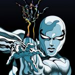 "Marvel Announces ""Silver Surfer: Black"""