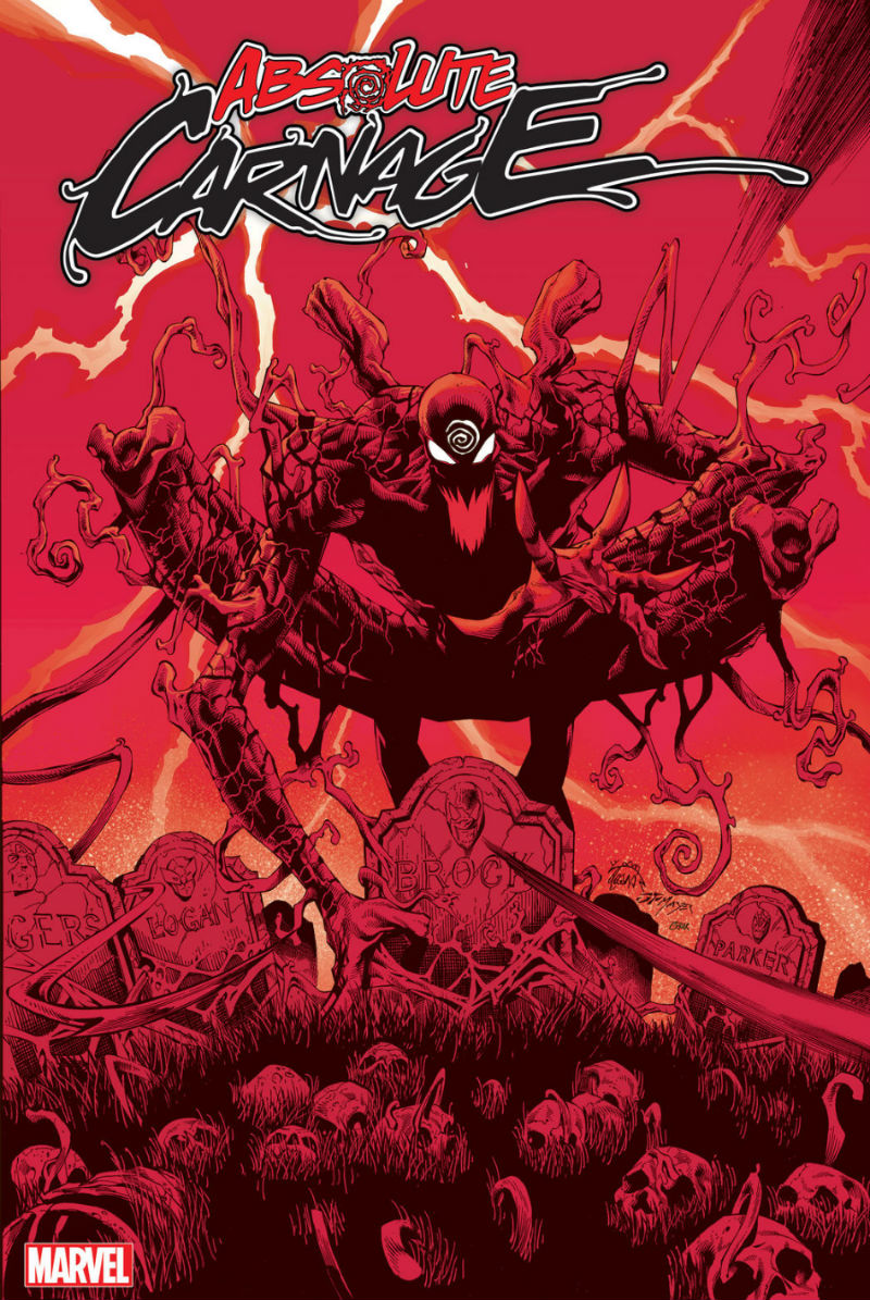 """C2E2 '19: Marvel Announces """"Absolute Carnage"""" and More"""