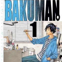 Bakuman Volume 1 Cover
