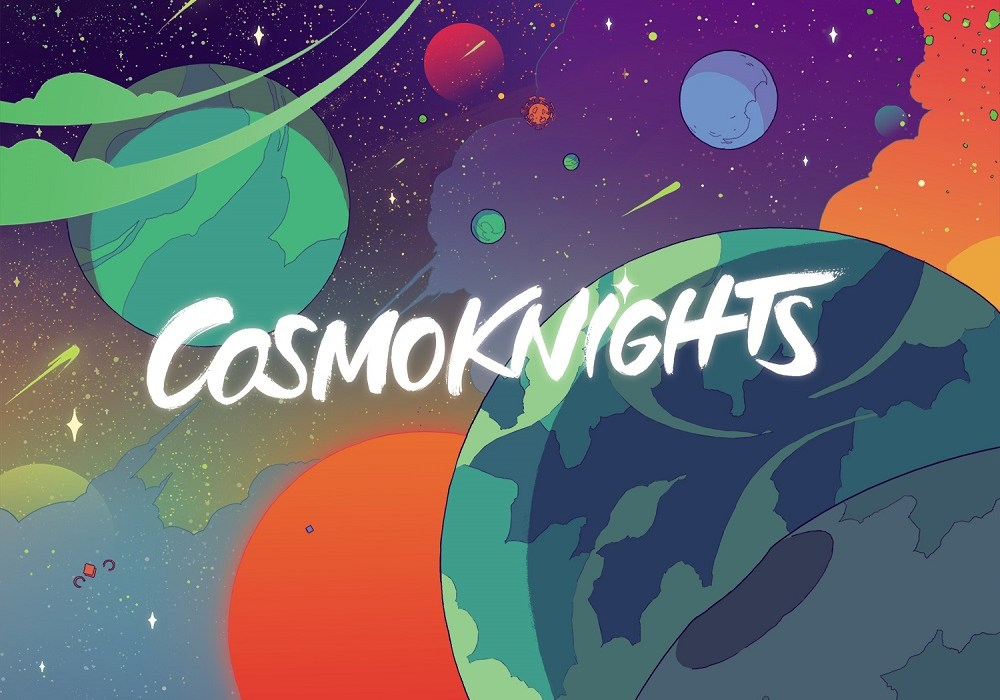 Cosmoknights - Featured