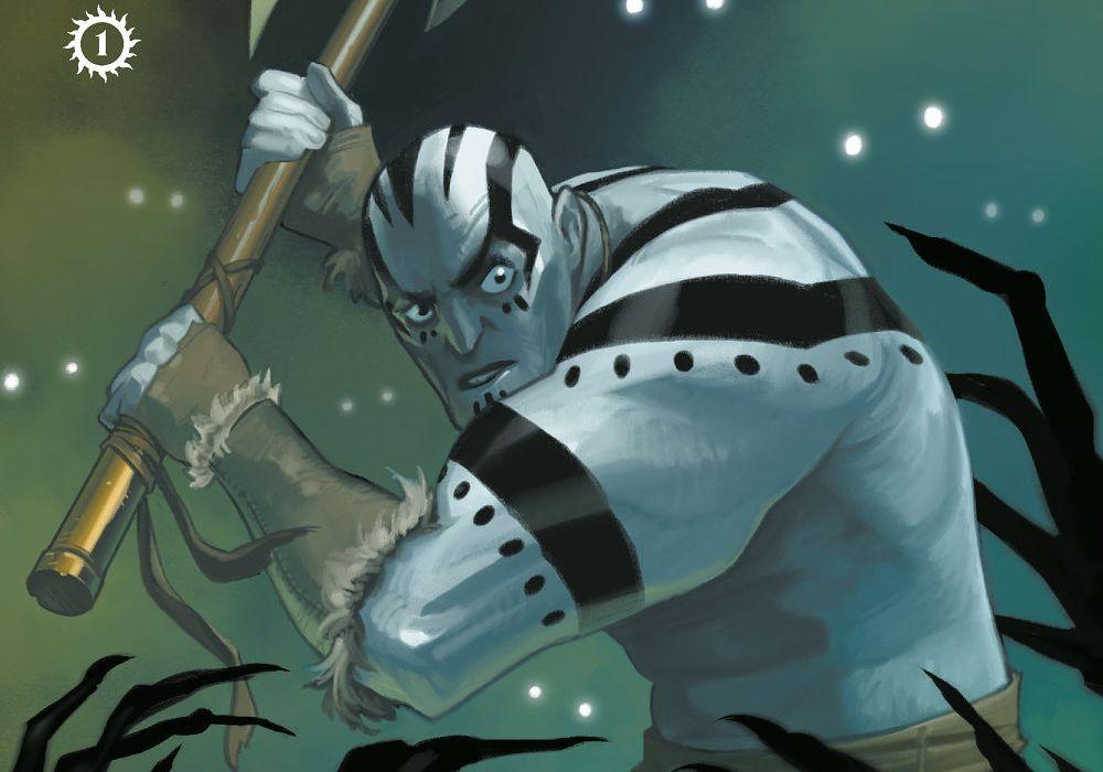 Critical Role: Vox Machina Origins series II #1