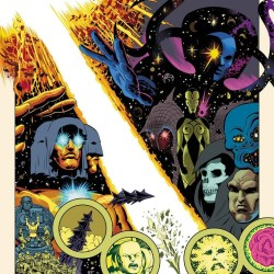 History of the Marvel Universe #1 featured