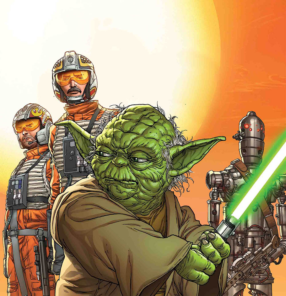"Exclusive Preview: ""Star Wars: Age of Rebellion Special"" #1"