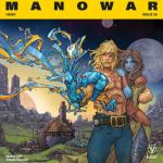 """""""X-O Manowar"""" #26"""