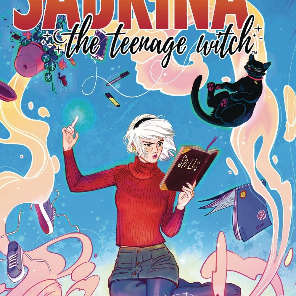 Sabrina The Teenage Witch 2 Multiversity Comics