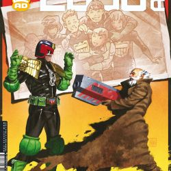 2000 AD Prog 2133 Featured