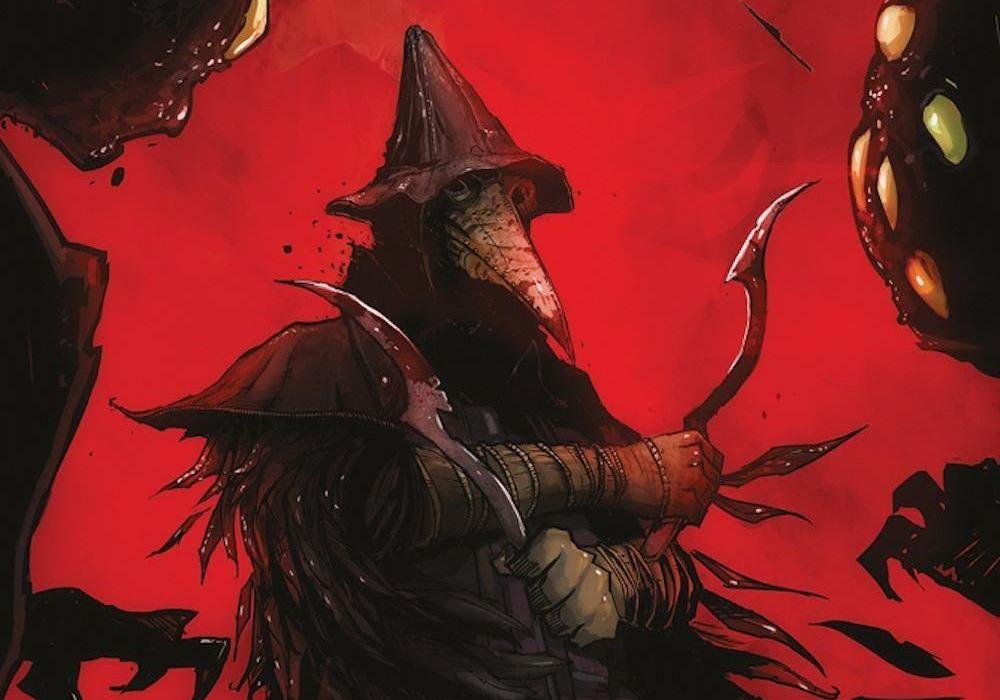 Bloodborne #12 Featured