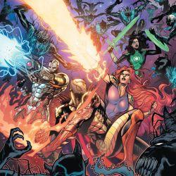 Justice League Odyssey 9 Featured