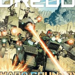 Judge Dredd Megazine 408 Featured