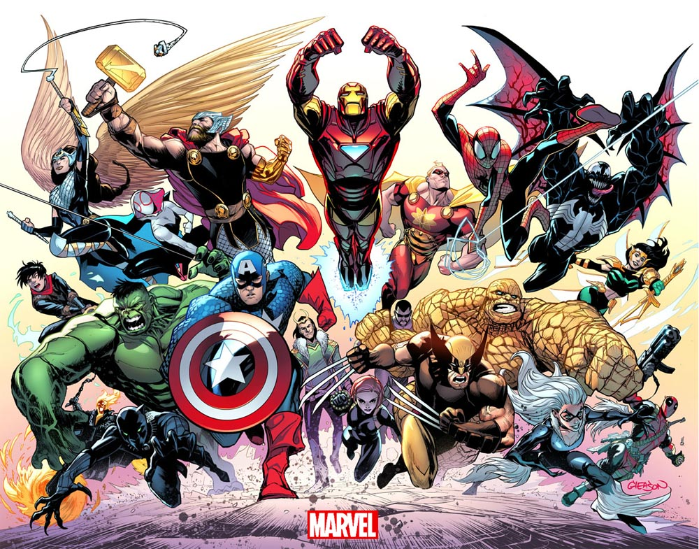"""Make Mine Multiversity Episode 26: """"Marvel Comics"""" #1000? and Other News and Reviews"""