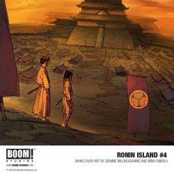 Ronin Island 4 Featured