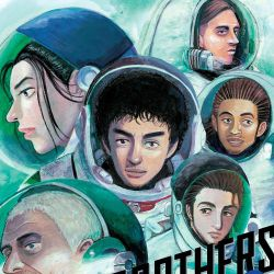 Space Brothers Vol. 33- Featured