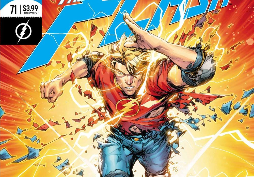 The Flash 71 Featured