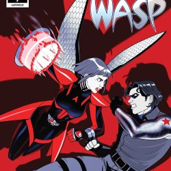 The Unstoppable Wasp #7 featured