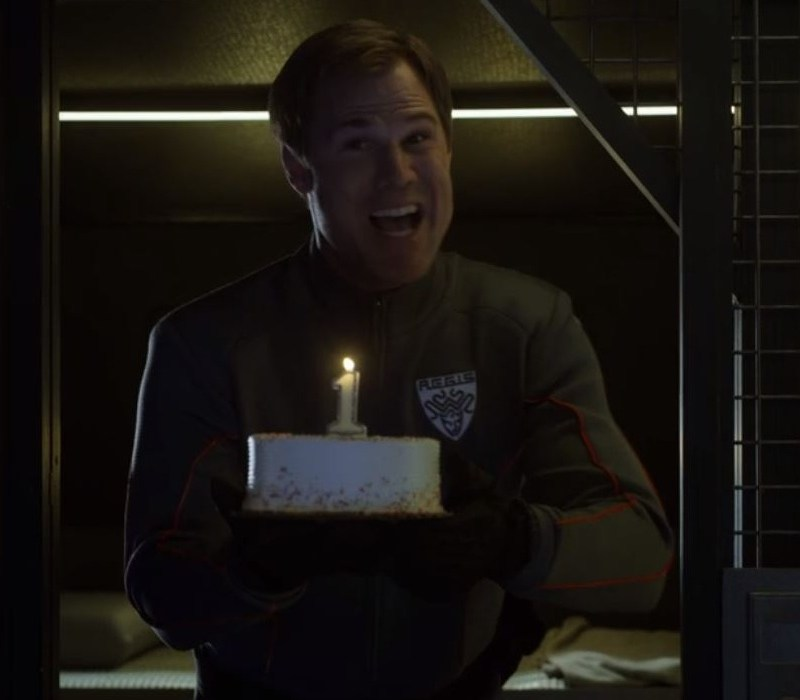 the tick episode 4 blood and cake