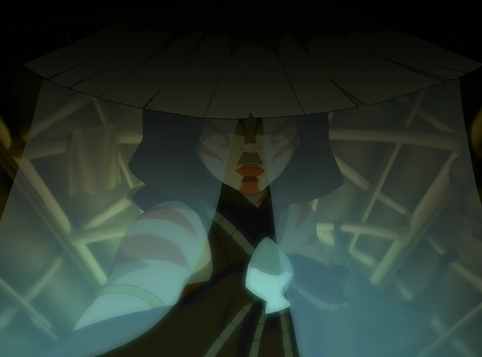 Avatar the Last Airbender 3.03 The Painted Lady