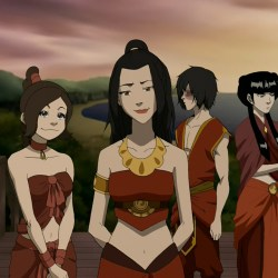 Avatar the Last Airbender 3.05 The Beach