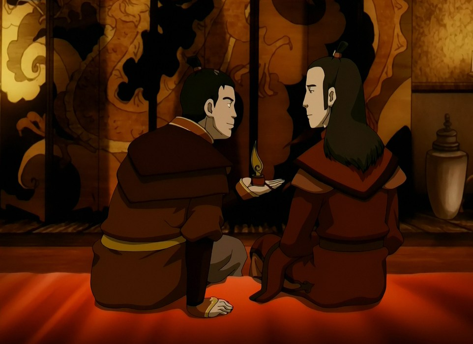 Avatar the Last Airbender 3.06 The Avatar and the Firelord