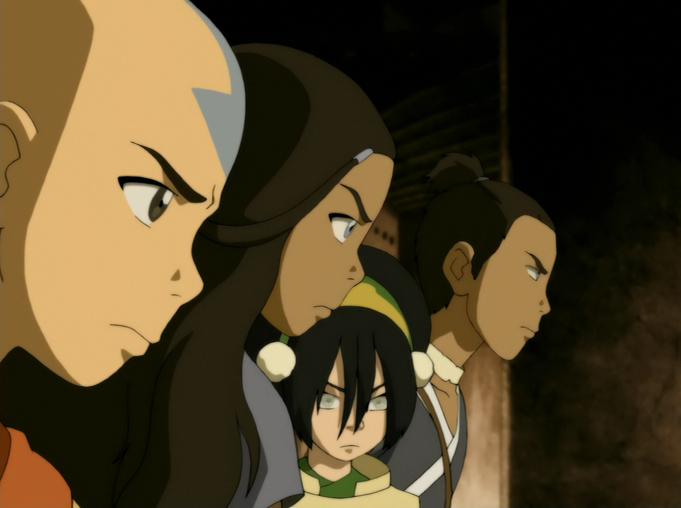 """Five Thoughts on Avatar: The Last Airbender's """"The Western Air Temple"""""""