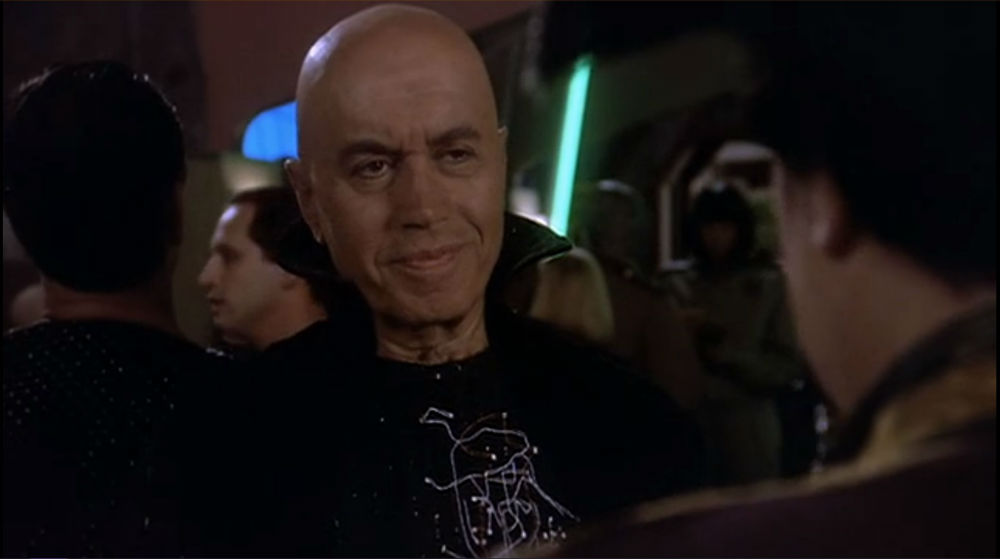 Babylon 5 s2 ep3 - Featured
